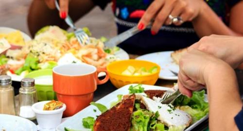 pola makan sehat dari berbagai negara