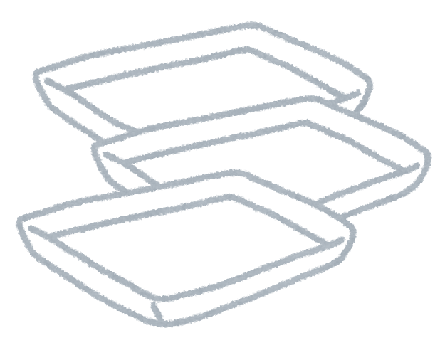 餃子の皮の便利な冷凍方法5ステップ|解凍方法5ステップ