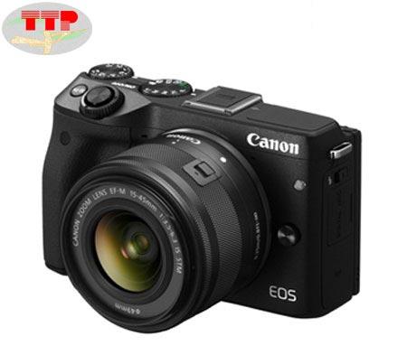 Máy ảnh Canon EOS M3 KIT EF-M15-45