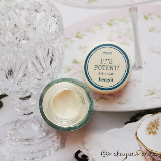 Benefit Cosmetics It's Potent Eye Cream Review