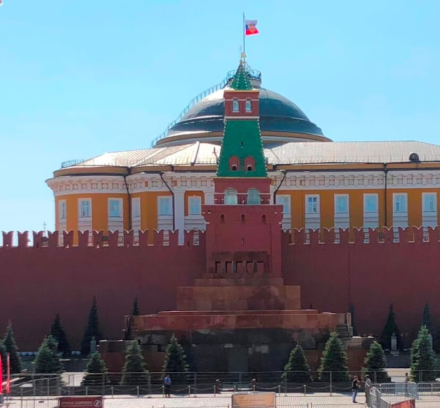 Mausoléu de Lenine - Moscovo