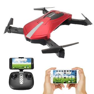 Drone-Eachine-E52-Wifi-HD-Cámara FPV