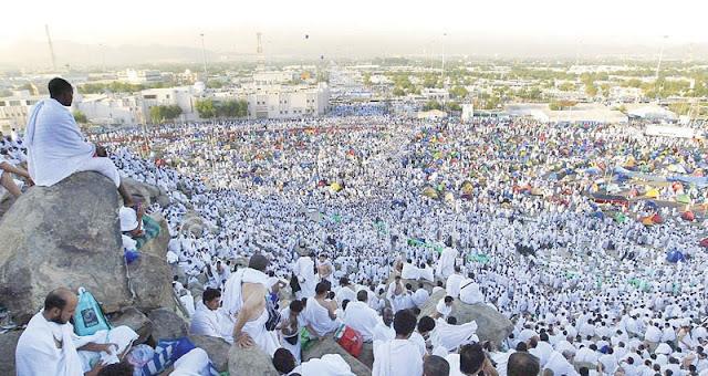الحجاج الصحراويون يقفون بعرفة في أجواء إيمانية سائلين المولى الغفران وداعين للشعب و الوطن بالحرية والاستقلال