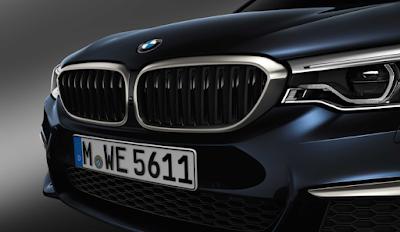 Η νέα BMW M550d xDrive
