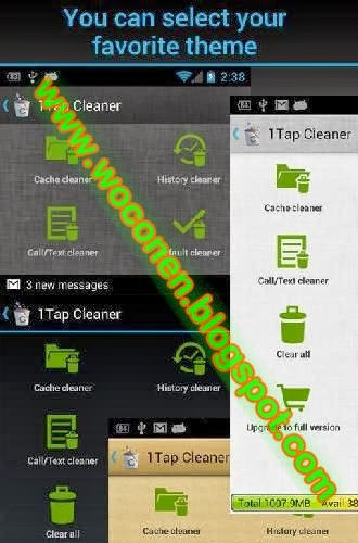 1 tap cleaner pro apk download