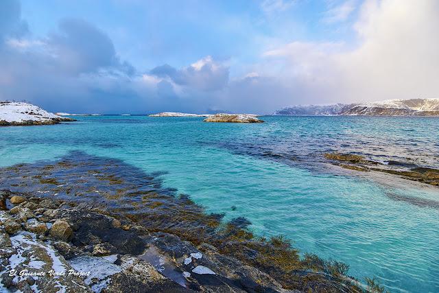 Oceano Glacial Ártico en Sommarøya - Tromso por El Guisante Verde Project