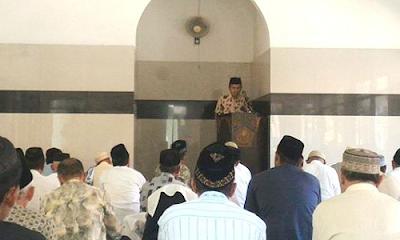 H. Nasiruddin Hamimullah : Mengasah Fikir, Menyelaraskan Ilmu dan Amal