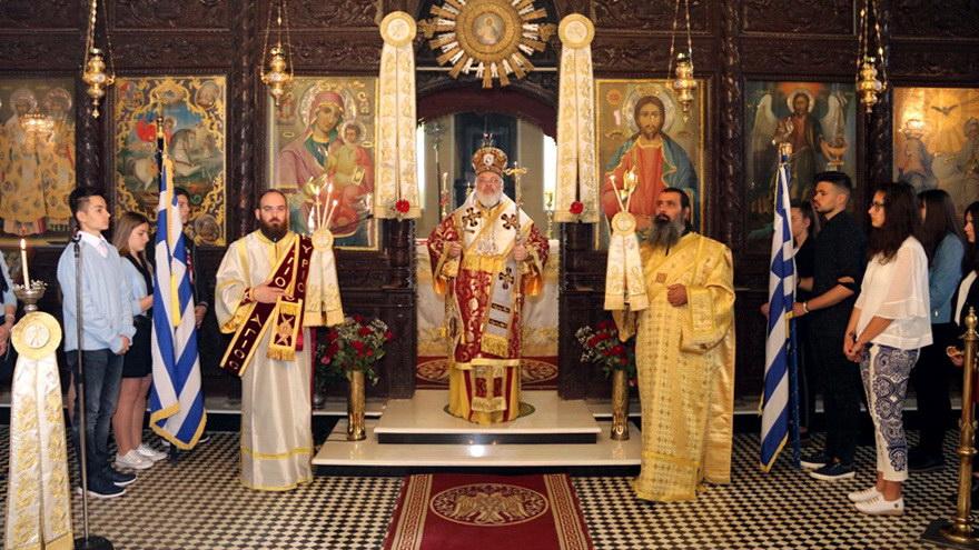 Το Σουφλί τίμησε τον Πολιούχο του Άγιο Γεώργιο