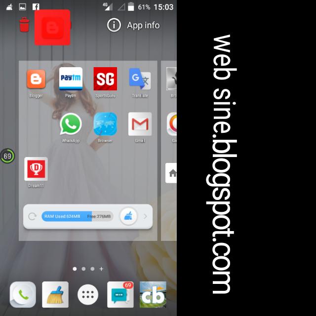 Android app ko delete or uninstall kaise kare.