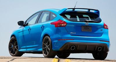 Η Ford προβλέπει την παραγωγή περίπου 41.000 σπορ μοντέλων (Fiesta ST, Focus ST, Focus RS, Mustang και Ford GT) για την Ευρώπη το 2016