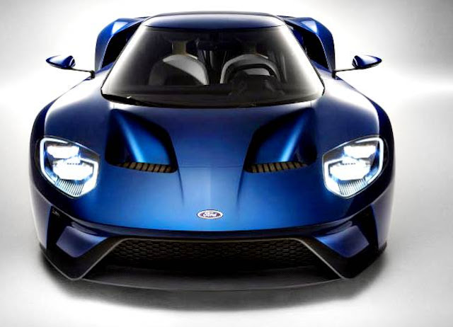 Ford GT Horsepower 2017