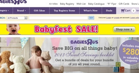 Babies R Us High Chair Stand Test Validity Canadian Daily Deals: 2013 Sweet Savings Booklet Over $280 Valuable Coupons