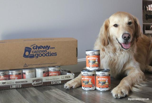 grain-free canned dog food