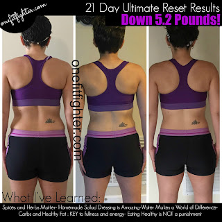 ultimate reset transformation, what is the ultimate reset, katy ursta, ultimate reset results