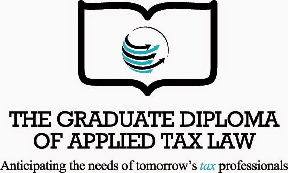 Launch of the Graduate Diploma of Applied Tax Law
