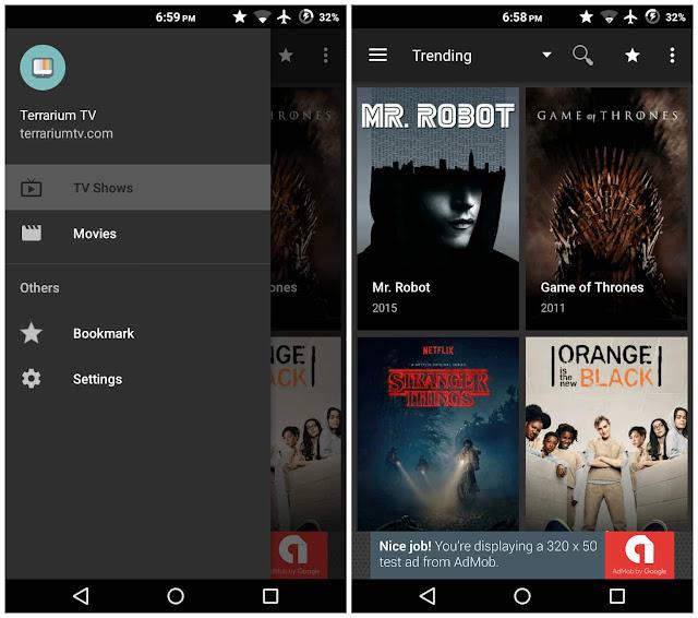 Terrarium TV Premium Apk Free Download