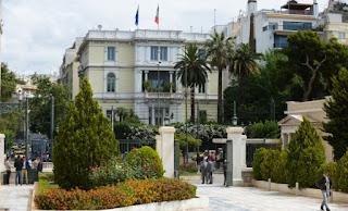"""Αινιγματικό email από την πρεσβεία της Γαλλίας στην Αθήνα: """"Σε περίπτωση μεγάλης κρίσης στην Ελλάδα..."""""""