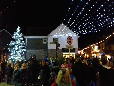 Christmas In St Ives Cornwall