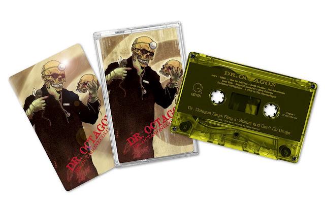 Dr. Octagon Kool Keith Dan The Automator Cassette