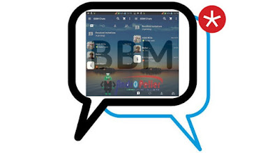 New BBM Template v2.13.1.14 Apk Terbaru Gratis