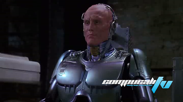 Robocop Trilogia DVDRip Español Latino