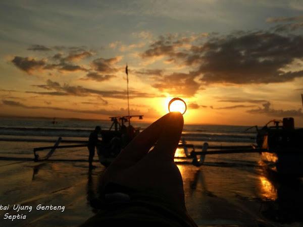 Pantai Ujung Genteng, Pantai Paling Juara Buat Lihat Sunrise Terbaik