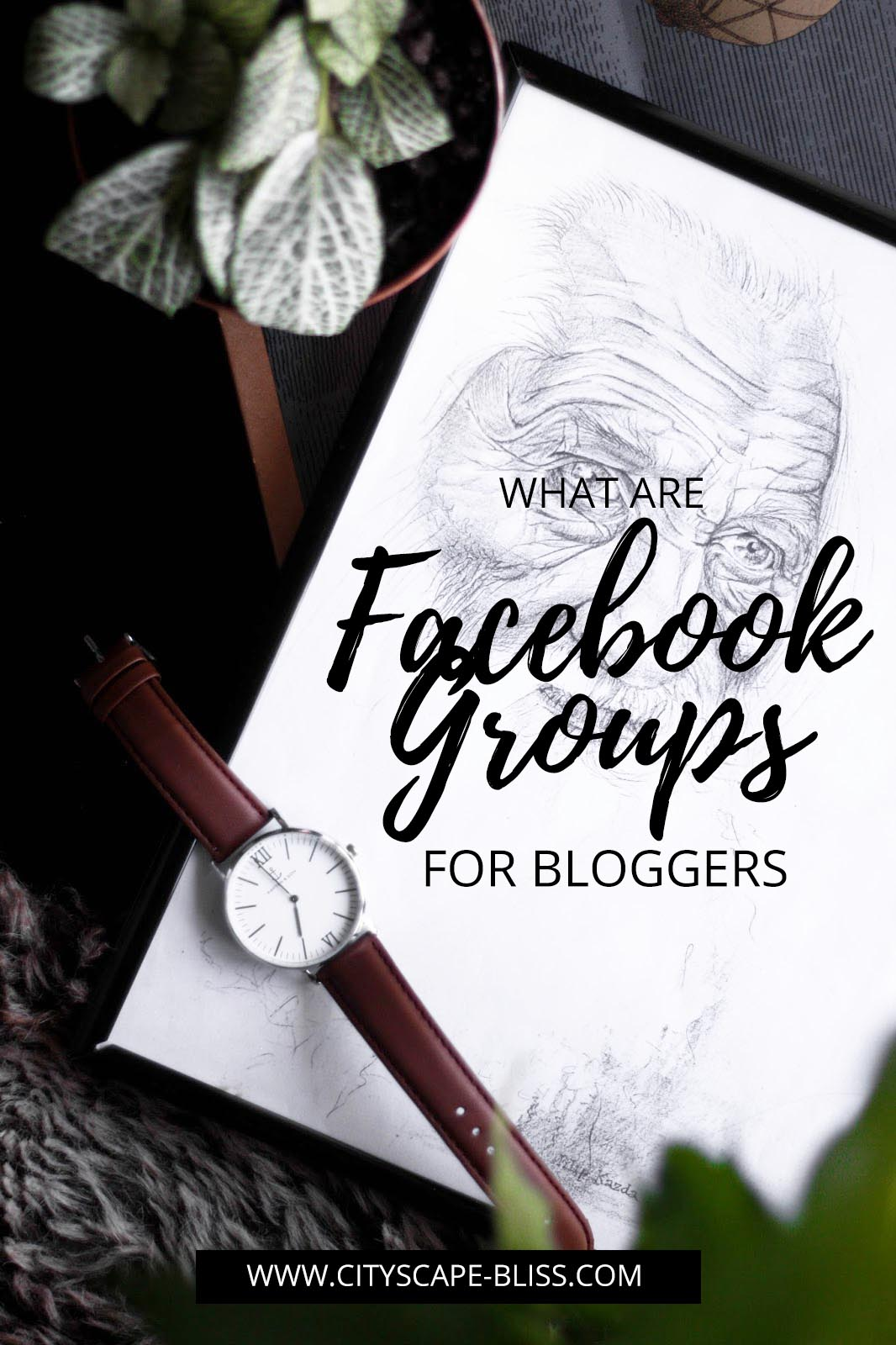 What are Facebook groups for bloggers & should I join one?