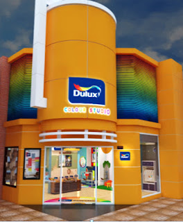 dulux colour studio