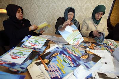 Larangan Hijab dan Jenggot Sempat Landa Tajikistan