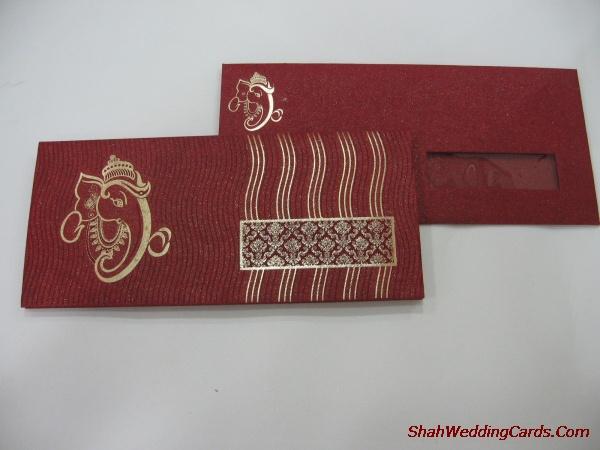 Shah Wedding Cards November 2012