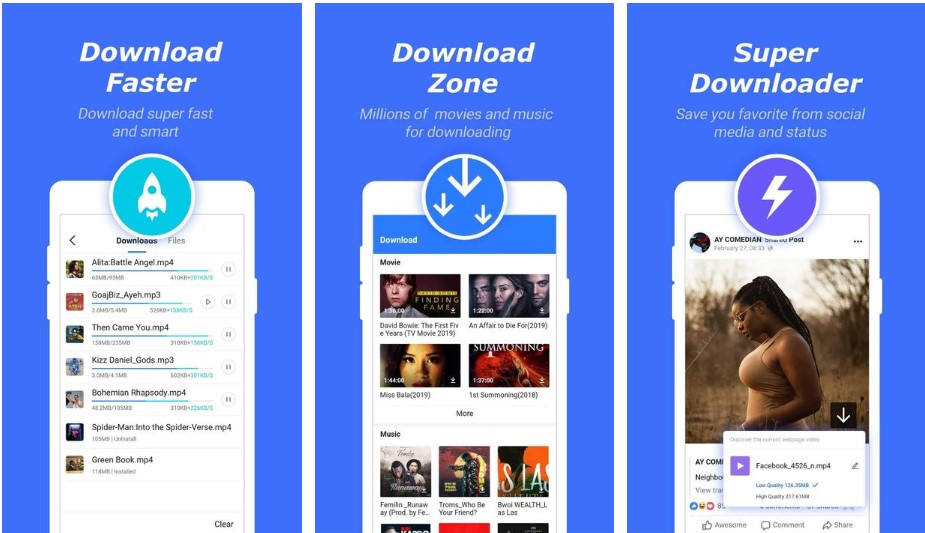 Bang Browser-All Video downloader & Ad blocker Apk for Android - Appstoreandroid.com MOD Free