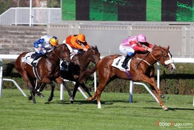 East, trained by Kevin Ryan, heads to Breeders' Cup Juvenile Fillies Turf