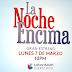 """""""La Noche Encima"""" estrena el 7 de marzo por Univisión Puerto Rico"""