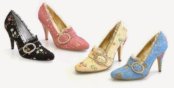 1718ème Century Grand Siècle ShoesJournée Escarpins 18th 8PnXwOk0