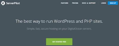 Cara Install Serverpilot dan Install App WordPress di Ubuntu 16.04 LTS 64 Bit
