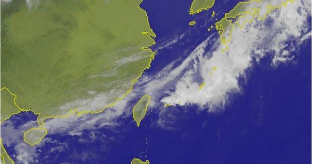 Ramalan Cuaca Taiwan hari ini