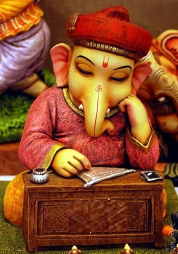 Cute Lord Ganesha Wallpapers