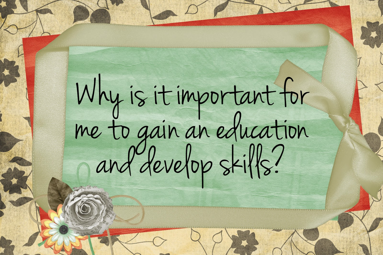 Why Is Education Important in Life?