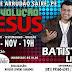 """""""Revolução Jesus"""" acontece nesta quarta (30) em Sairé, no Agreste"""