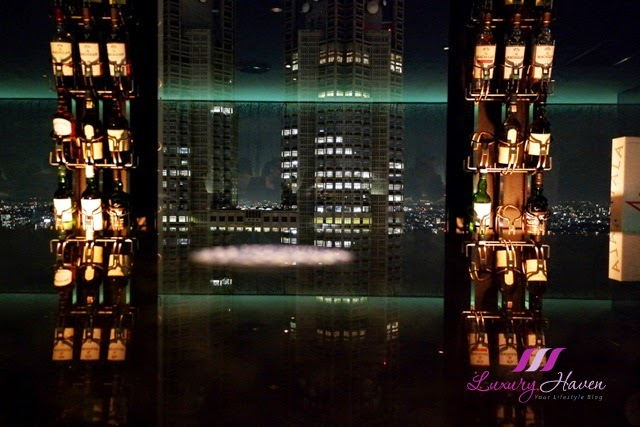 keio plaza hotel tokyo sky bar polestar review