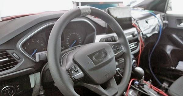 Burlappcar: 2019 Ford Focus Interior