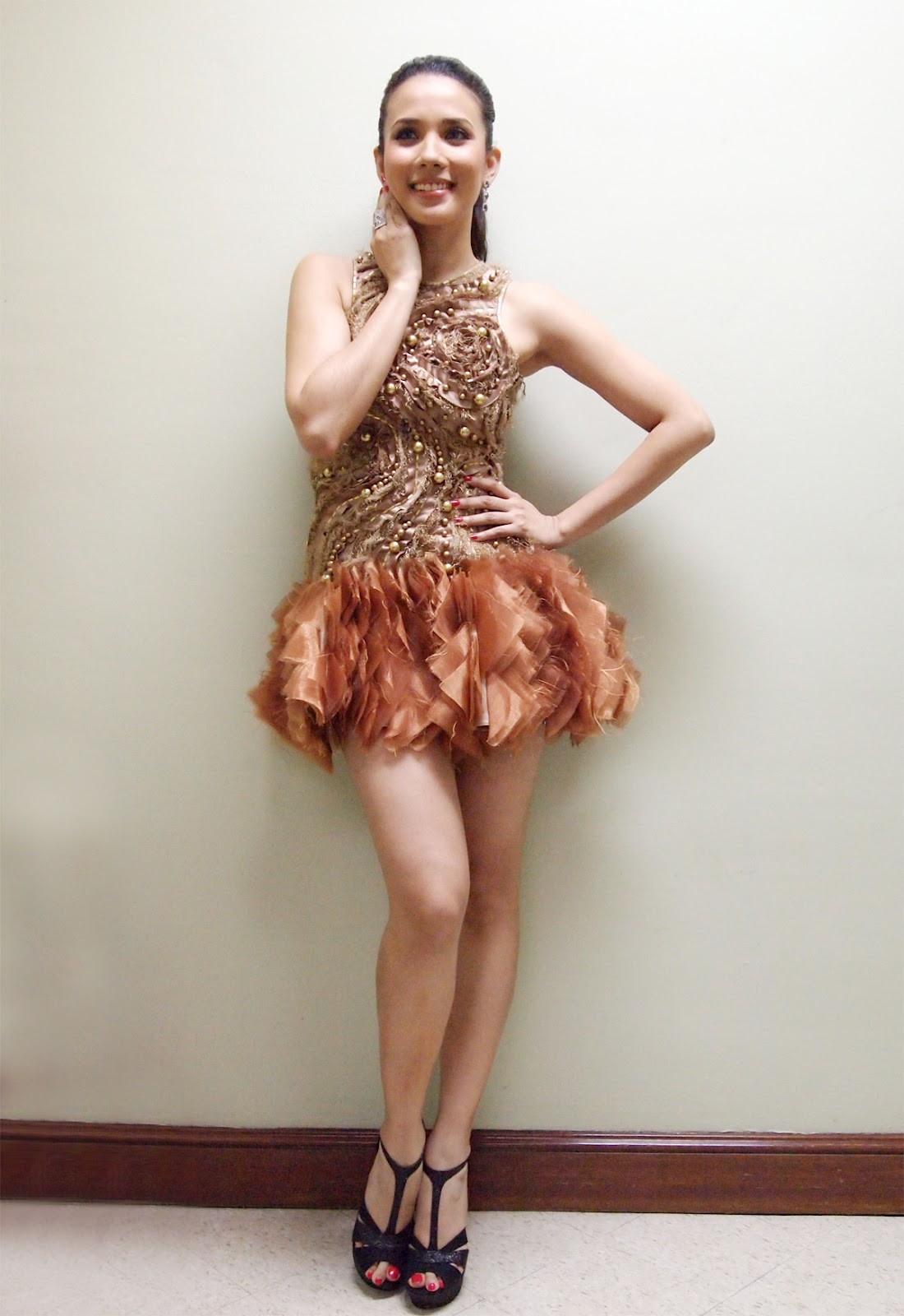 Styling Stint: Karylle for Star Awards | Drowning ...