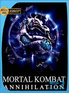 Mortal Kombat 2 HD [1080p] Latino [Mega] dizonHD