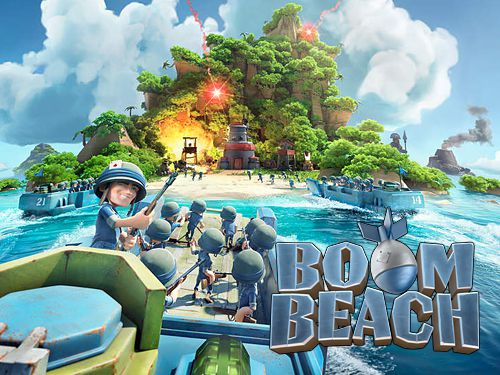 Download Boom Beach Mod Apk v27.136 Full Update Terbaru September 2016