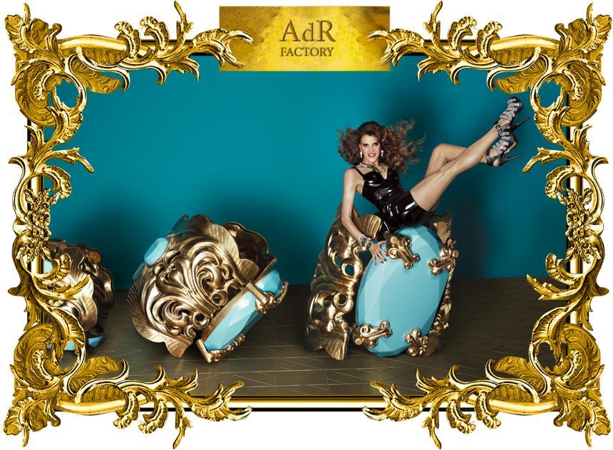 coup de coeur anna dello russo bijoux et accessoires pour h m la campagne de pub d jant e. Black Bedroom Furniture Sets. Home Design Ideas