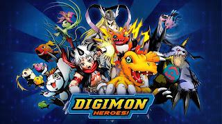 imagem do jogo Digimon Heroes