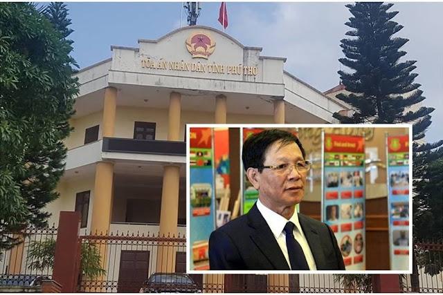 Chính thức xét xử Trung tướng Phan Văn Vĩnh và các đồng bọn