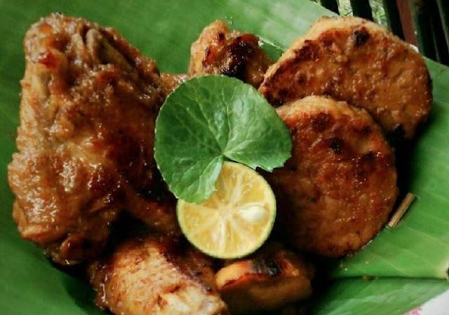 Resep ayam bakar, resep ayam bakar bumbu rujak, resep ayam bakar bumbu rujak istimewa maknyus dan enak