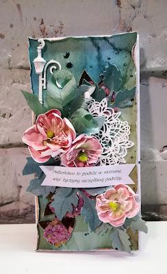 Ślubny wysyp foamiranowych kwiatów