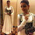 White Floor Length Anarkali By Sabyasachi